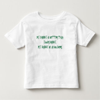 Daddy-Soldier Toddler T-Shirt