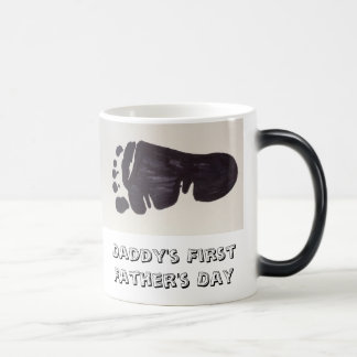 Daddy's First Father's Day Mug