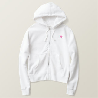 Daddy's Girl Embroidered Hoodie