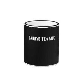 "DaddysTea Mug""> Fathers Day  Mug"""