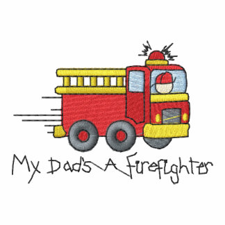 Dad's A Firefighter