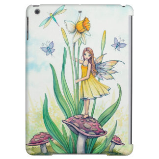 Daffodil Flower Fairy Fantasy Art