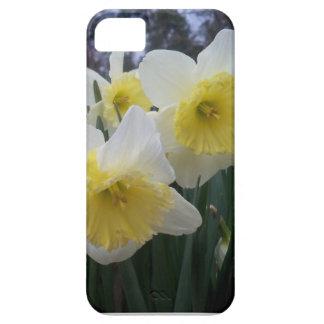 daffodil print iPhone 5 cover