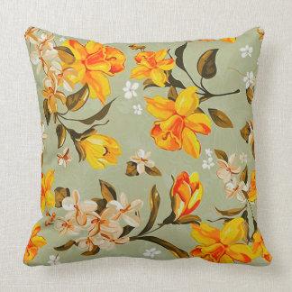 Daffodils Cushion
