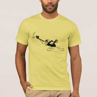 DAFFY DUCK™ Holiday Candle T-Shirt