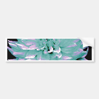 Dahlia - Honeymoon Bumper Sticker