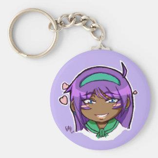 Dai Anima Club Character KeyChain