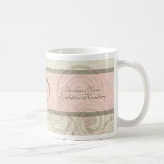 Dainty in Pink Coffee Mug