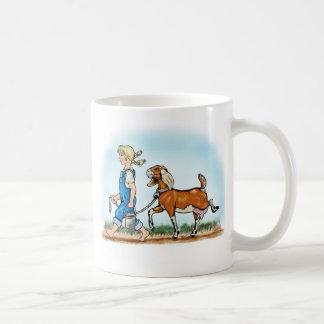 Dairy Goat Coffee Mug