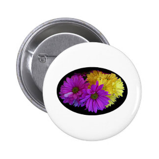 Daisies The MUSEUM Zazzle Gifts Buttons