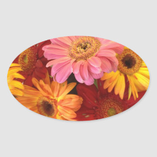 Daisy Bouquet Stickers