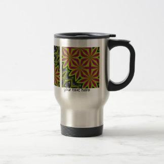 Daisy Chain Fractal Mug