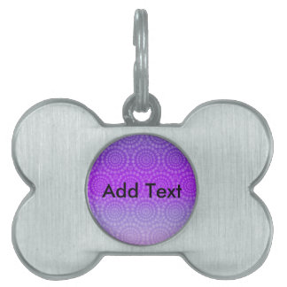 Daisy Chains Pet Name Tag
