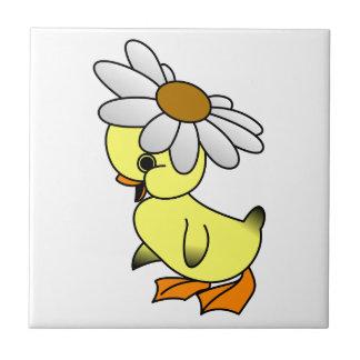 Daisy Duck Tile