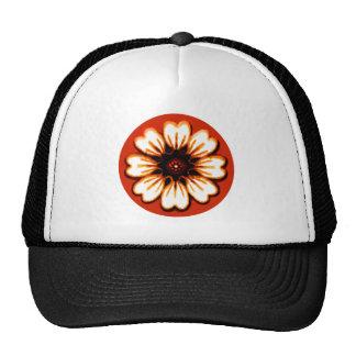 Daisy Orange The MUSEUM Zazzle Gifts Hat