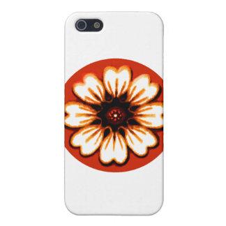 Daisy Orange The MUSEUM Zazzle Gifts iPhone 5 Case