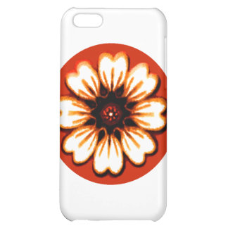Daisy Orange The MUSEUM Zazzle Gifts iPhone 5C Cases