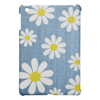 Daisy Themed Ipad Case
