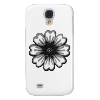 Daisy White transp The MUSEUM Zazzle Gifts Samsung Galaxy S4 Covers