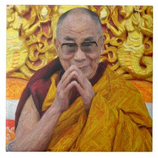 Dalai Lama Buddha Buddhist Buddhism Meditation Tile