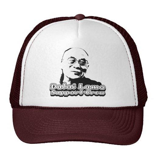 Dalai Lama Support Crew - Customized Trucker Hat