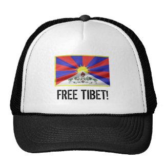Dalai Lama Support Crew - Customized Hat