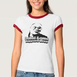 Dalai Lama Support Crew - Freedom Now! T-Shirt