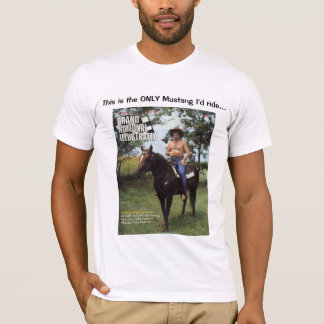 Dale and the Mustang T-Shirt