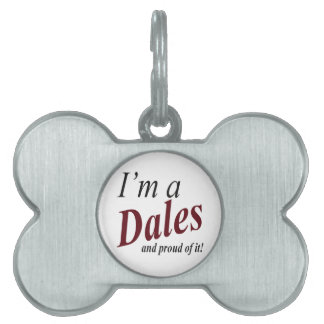 Dales Family Pet Tag