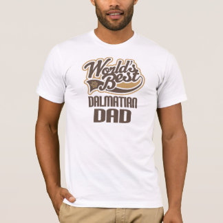 Dalmatian Dad (Worlds Best) T-Shirt