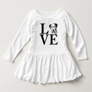 Dalmatian Love Dress