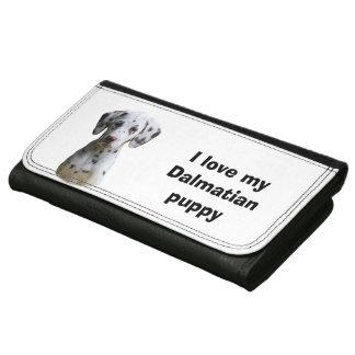 Dalmatian puppy dog photo wallets