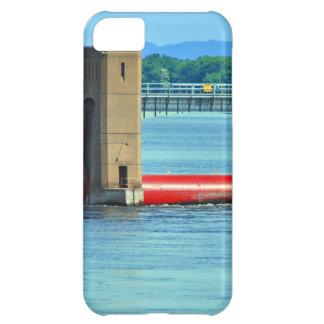 dam across upper mississippi iPhone 5C case