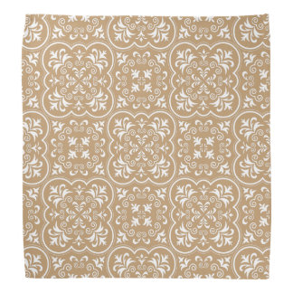 Damask Camel Stylish Colored Do-rag