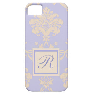 Damask Monogram iPhone 5 Cover