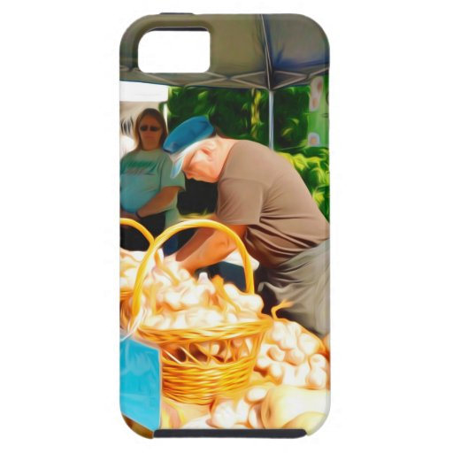 Damin Farm iPhone 5/5S Case