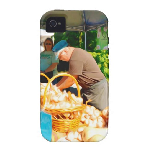 Damin Farm Case-Mate iPhone 4 Case