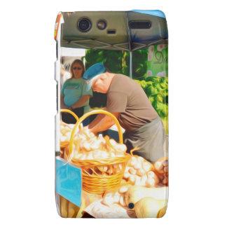 Damin Farm Motorola Droid RAZR Cover