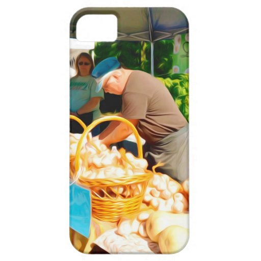 Damin Farm iPhone 5/5S Cases