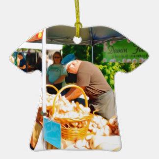 Damin Farm Ceramic T-Shirt Decoration
