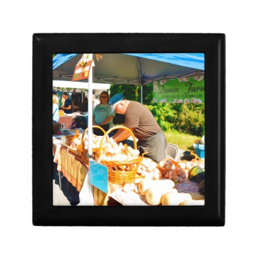 Damin Farm Keepsake Boxes
