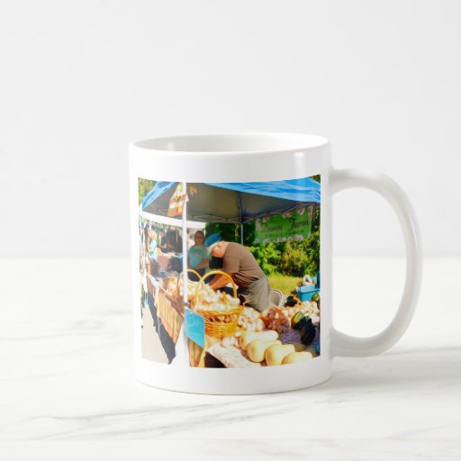 Damin Farm Coffee Mug