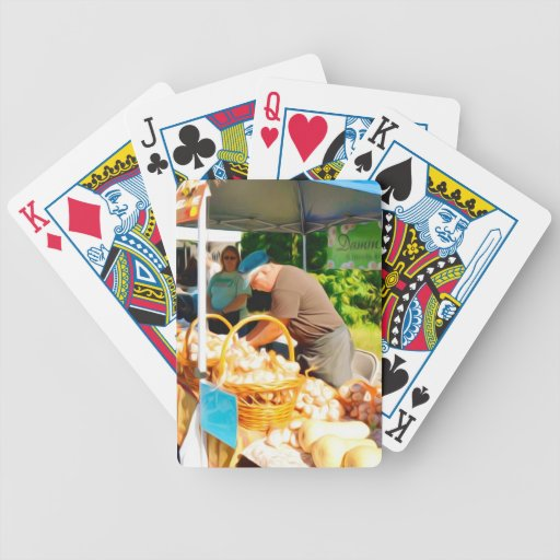 Damin Farm Bicycle Card Deck