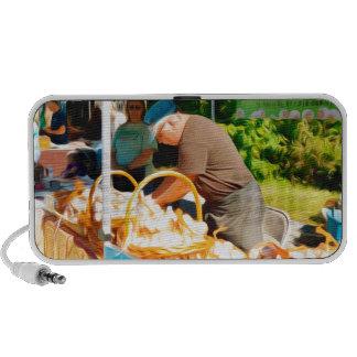 Damin Farm Travelling Speaker