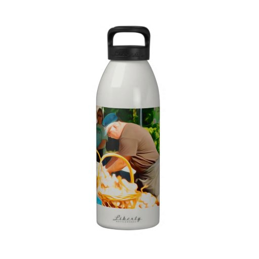 Damin Farm Reusable Water Bottles