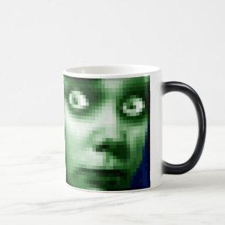 Damned Heat-Activated Mug