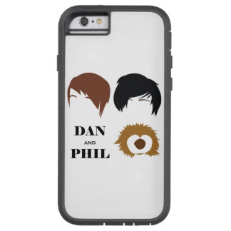 Dan an Phil Tough Xtreme iPhone 6 Case