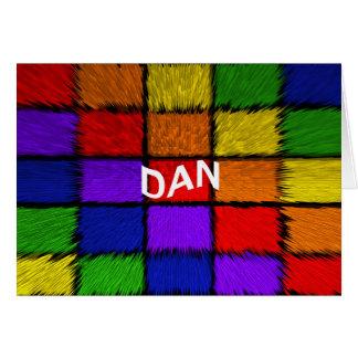DAN CARD