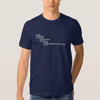 Dan Curtis Productions Logo T-Shirt