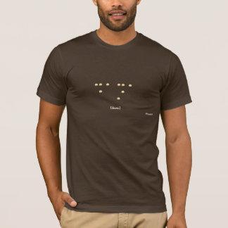 Dana in Braille T-Shirt